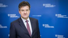 OSCE Chairperson-in-Office and Slovak Foreign and European Affairs Minister, Miroslav Lajčák